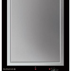 Płyta modułowa Teppan Yaki DTE1168X ze stali nierdzewnej umożliwia przygotowywanie potraw bez dodatku tłuszczu. Cena: ok. 4.349 zł, De Dietrich.