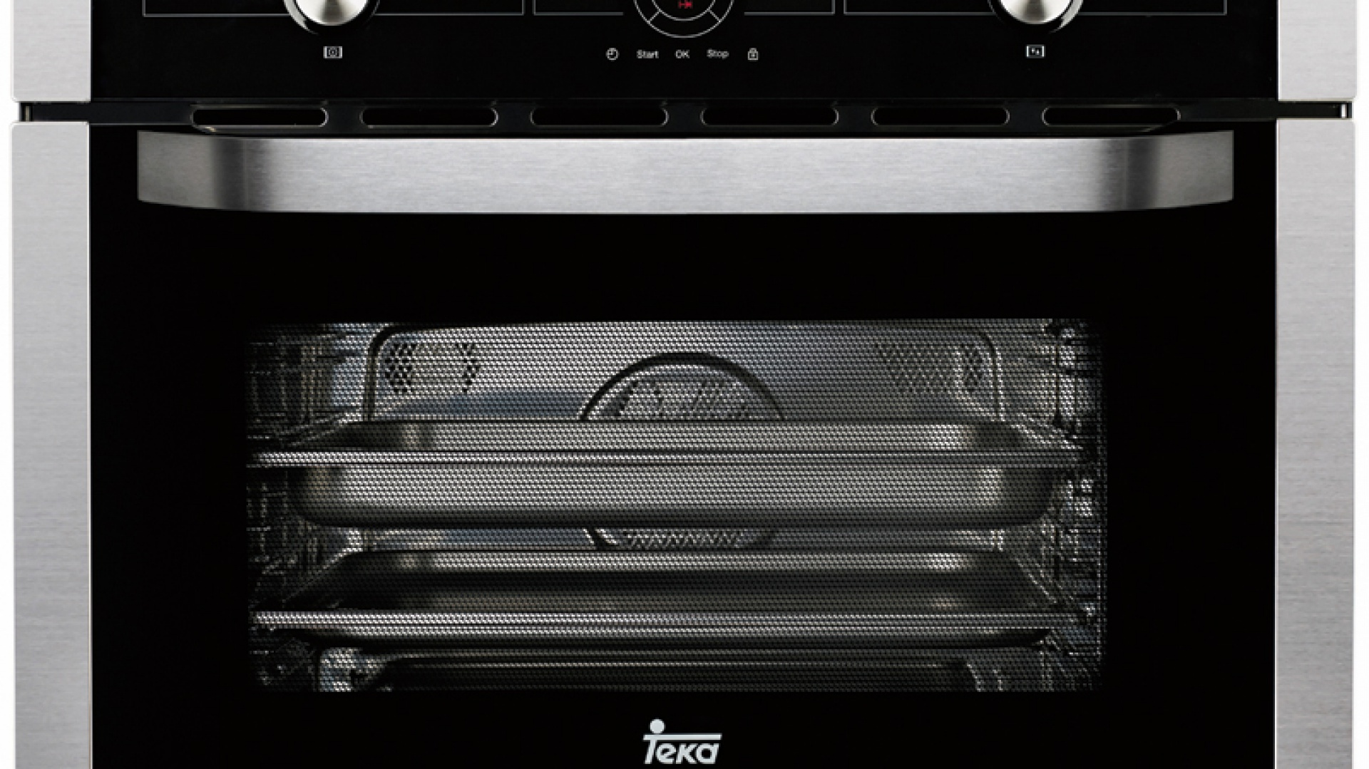 Piekarnik kompaktowy konwekcyjno-parowy HKL 970 SC to sposób na szybsze pieczenie przy zachowaniu w potrawach większej ilości składników odżywczych i wilgoci. Cena: ok. 3.499 zł, Teka.