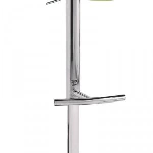 Ego-E-Sg – unikalny design i awangardowy wygląd; siedzisko: poliuretan, podstawa: stal chromowana; wys. 54-80 cm. Cena: ok. 1.179 zł, Domitalia/Moma Studio.