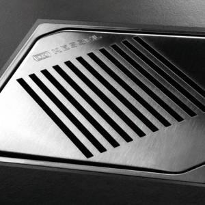 Wpust łazienkowy Der Ultraflache z kratką Design ze stali nierdzewnej ze wzorem Sticks posiada niewielką wysokość zabudowy wynoszącą 85 mm. Dostępny jest z odpływem bocznym o średnicy DN50, a jego przepustowość wynosi 1 l /s. Kessel.