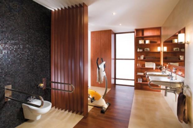 Wnęki, półki, skrytki, szafki, ścianki... Jeśli chcesz mieć takie pomysłowe rozwiązania w swojej łazience, zainwestuj w systemy podtynkowe do montażu urządzeń sanitarnych
