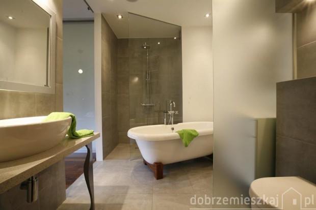 26 odsłon szklanej łazienki