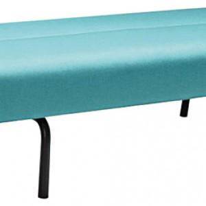 Sofa Super Light Aqua dostępna w czterech kolorach. Obicie: tkanina Aqua 226. Materac: sprężyna kieszeniowa   pianka...