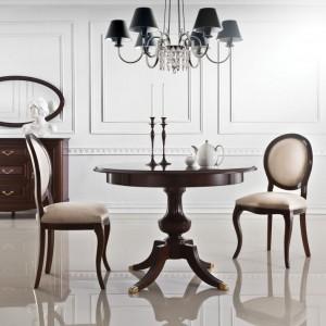 Stół i krzesła z kolekcji VERONA (Fabryka Mebli Taranko) - tytuł Dobry Design 2014