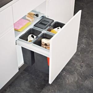 System segregacji odpadów GARBO (Franke Polska Sp. z o.o.) - tytuł Dobry Design 2014