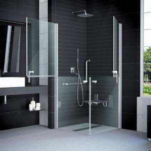 Kabina prysznicowa MOBILITY – SLM4 (Sanswiss Polska Sp. z o.o.) - tytuł Dobry Design 2014