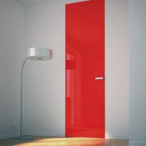 Drzwi LACOBEL STYLE (PIU Design Sp. z o.o. SKA) - tytuł Dobry Design 2014