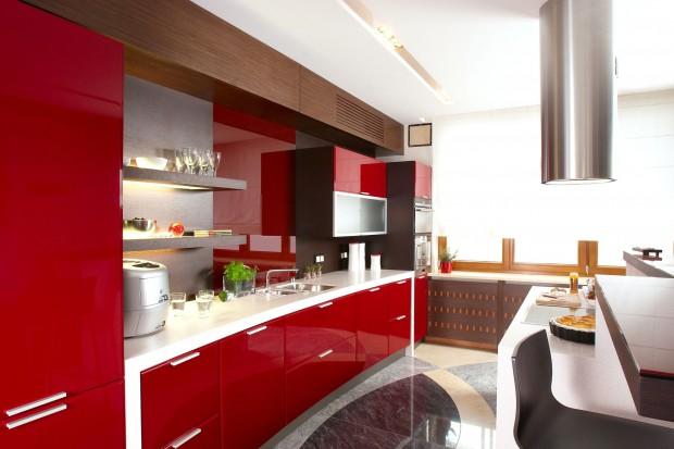 15 kuchni na wysoki połysk