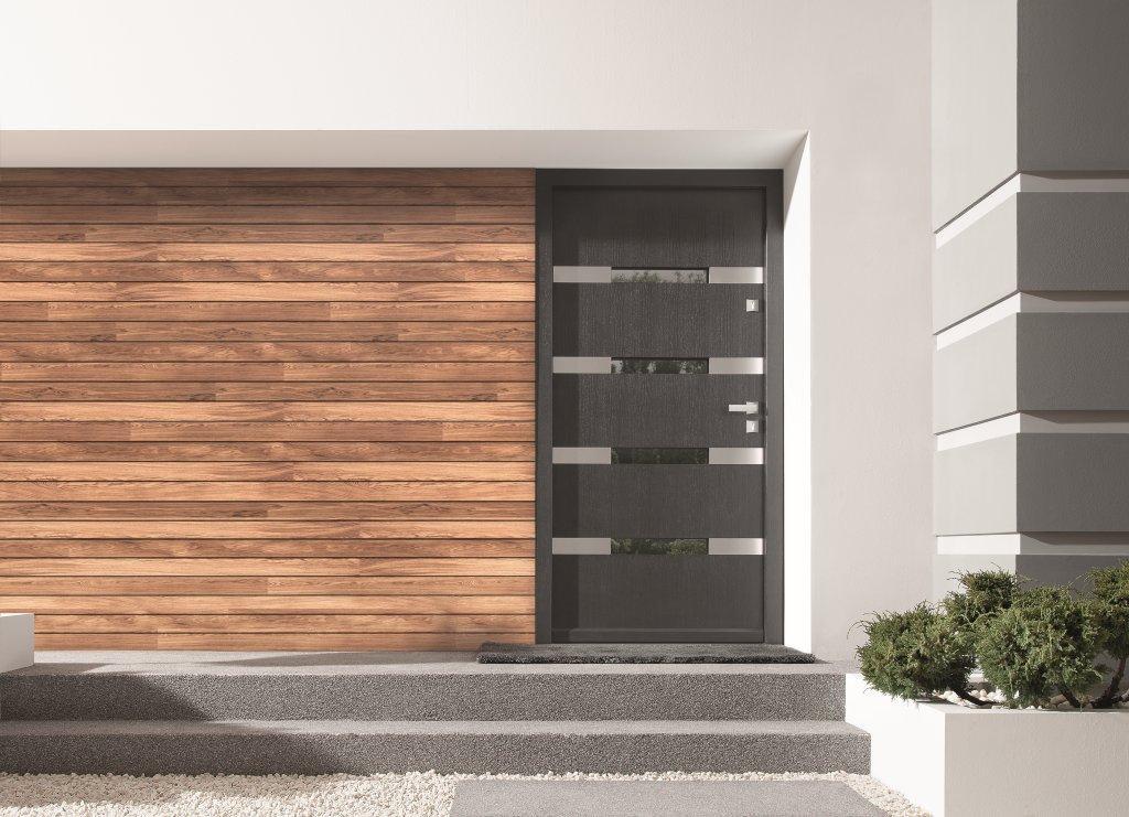 Drzwi zewnętrzne Eco Polar, Porta
