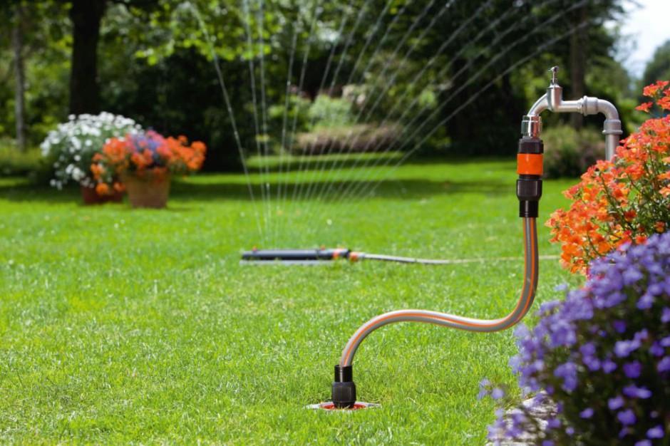 Zestaw natryskowy Pipeline, Gardena