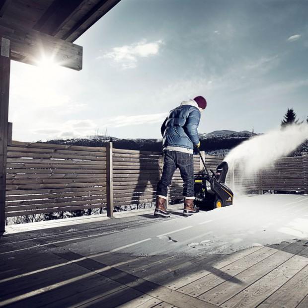 Walcz ze śniegiem! Czyli jak skutecznie odśnieżać