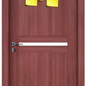 """Opcja zawierająca tablicę magnetyczną, do której można przypinać różne """"przypominacze"""". Fot. Drzwi i podłogi VOX."""