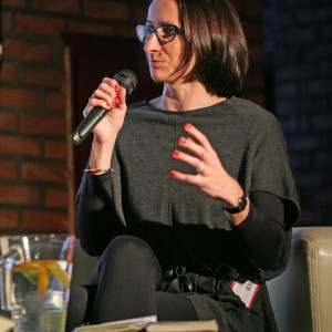 Ewa Trzcionka, redaktor naczelna Design Alive.