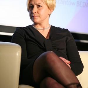 Lidia Kowalska-Getler, przedstawicielka firmy Marbet.