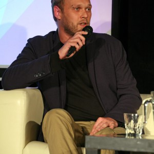 Michał Piernikowski, dyrektor Łódź Design Festival.