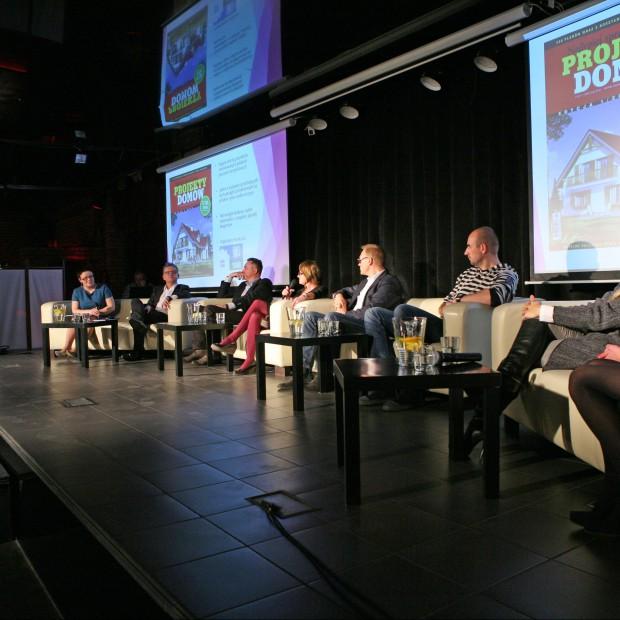 """""""Jak sprzedać design?"""" Retransmisja panelu dyskusyjnego. Forum Dobrego Designu"""