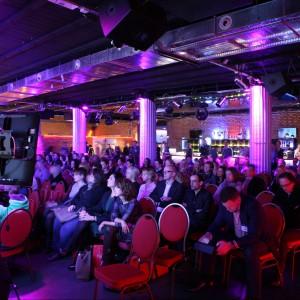 Goście licznie przybyli na Forum Dobrego Designu.