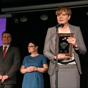 W podkategorii Podłogi tytuł zdobyła podłoga Jean Marc Artisan. Nagrodę odebrała Renata Pawlonka-Telka, dyrektor marketingu marki Jean Marc Artisan.