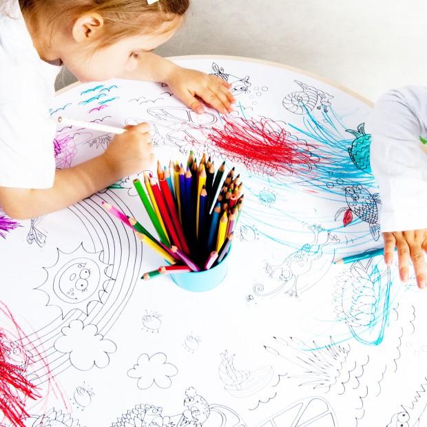 Stolik, który obudzi kreatywność dziecka