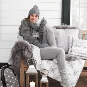 Kolekcja zimowych dodatków marki Green Gate.