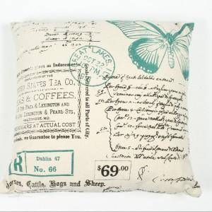 Poduszka z kolekcji tekstyliów marki La Finesse.
