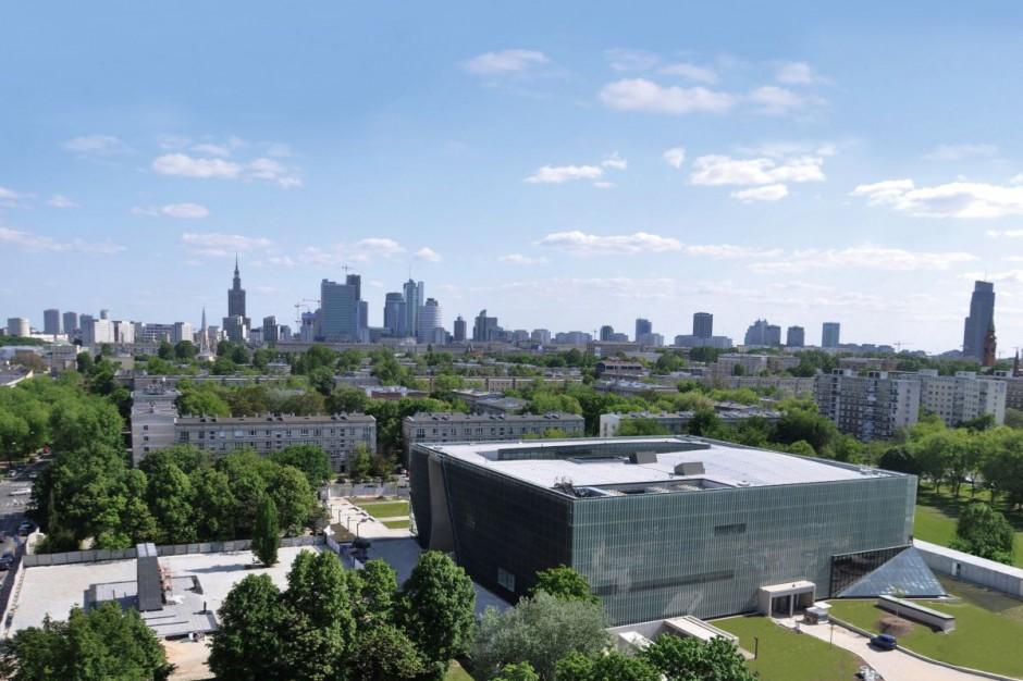 Muzeum Historii Żydów Polskich w Warszawie. Fot. Muzeum Historii Żydów Polskich