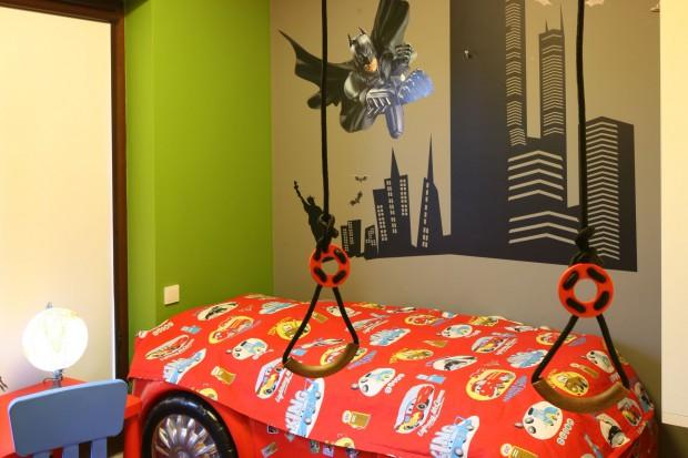 Pokój dla fana Batmana