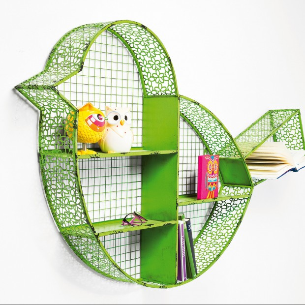 Półka ścienna Birdy
