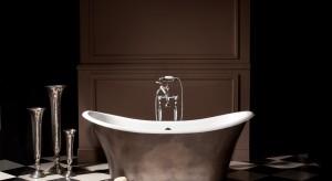 Klasyczna biel to kolor który króluje wśród ceramiki sanitarnej.Jednak dla ożywienia wnętrza łazienki proponujemy eksperyment w postaci kolorowej wanny.