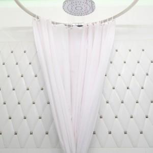 Stylowy prysznic. Fot. Bartosz Jarosz.