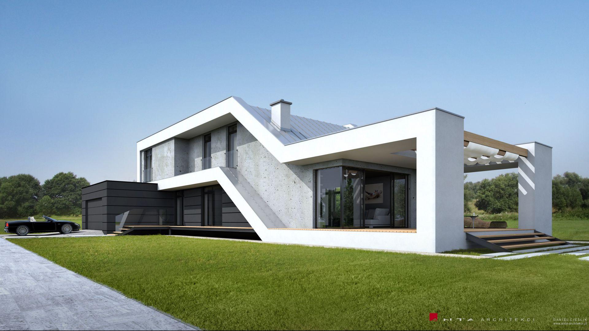 ANTA-B1 - Projekt Roku 2013 kat. Domy Nowoczesne.