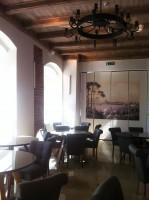 Restauracja -zamek.
