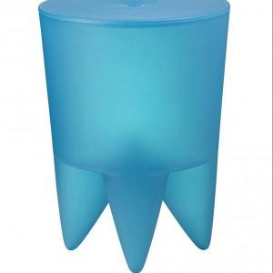 Plastikowy stołek, idealny do kabiny prysznicowej. Fot. Secretsales.