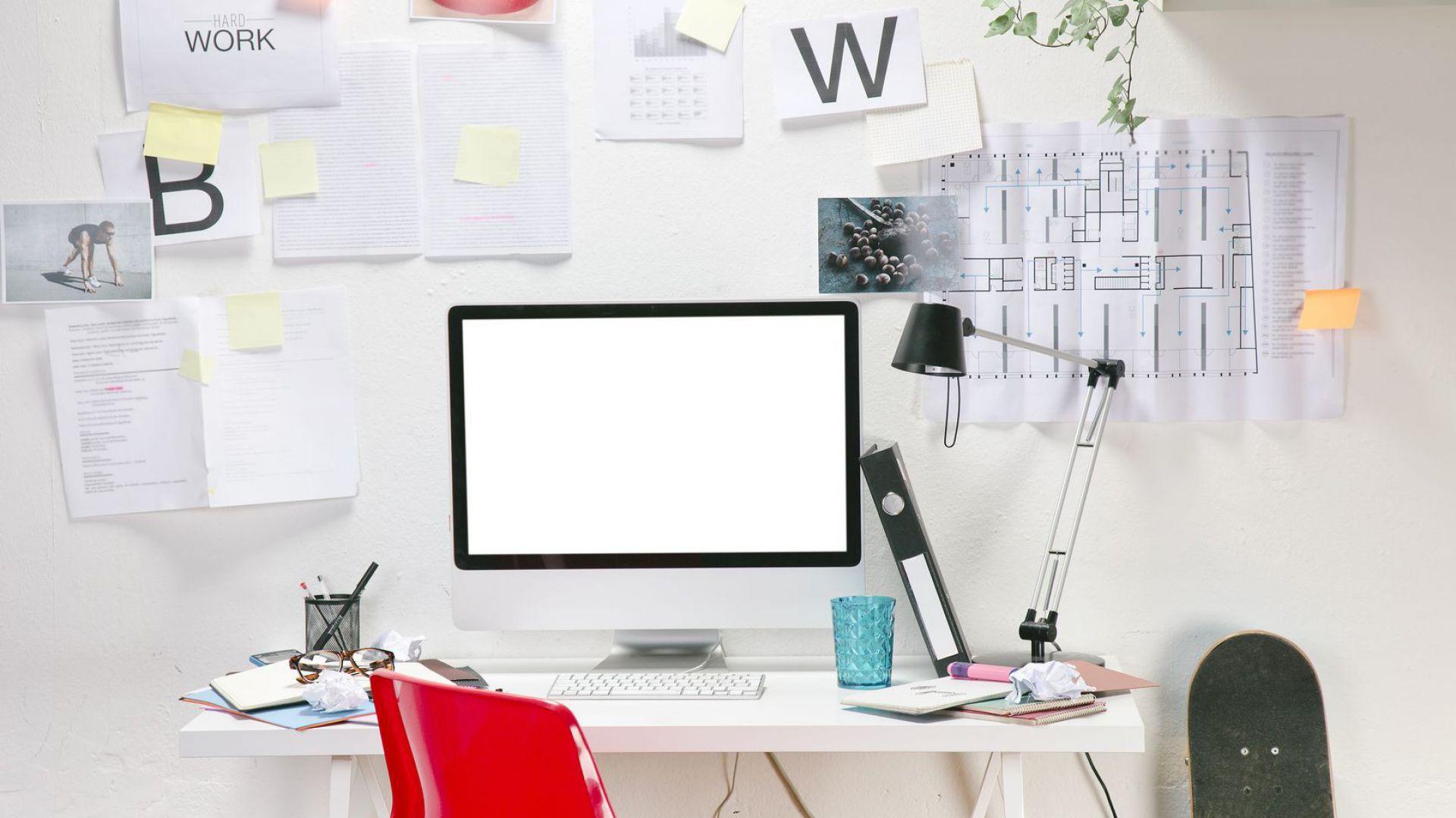 Oświetlenie Biurka Warunkiem Komfortowej Pracy