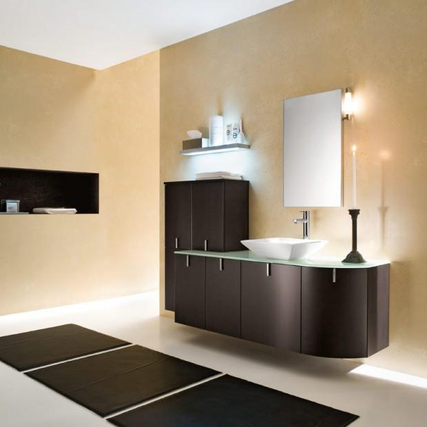 16 pomysłów na oświetlenie lustra w łazience