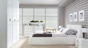 Meble o różnych formach, wykonane z różnych materiałów. Zaprojektowanie specjalnie do sypialni, pomogą nam komfortowo wypocząć!