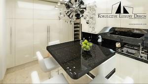 Kuchnia - Apartament