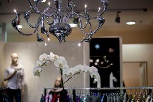Sklep odzieżowy IMAGINE - projekt wnętrza butiku z odzieżą damską w Galerii Łódzkie
