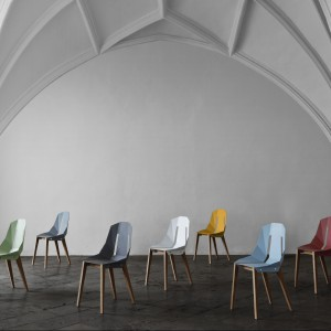 Krzesła Diago. Fot. Tabanda.