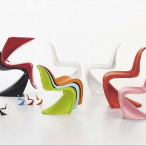 Panton Chair.