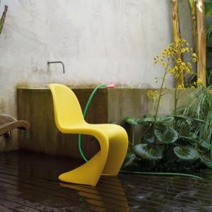 Krzesło Panton Chair Vitra, proj. Verner Panton.