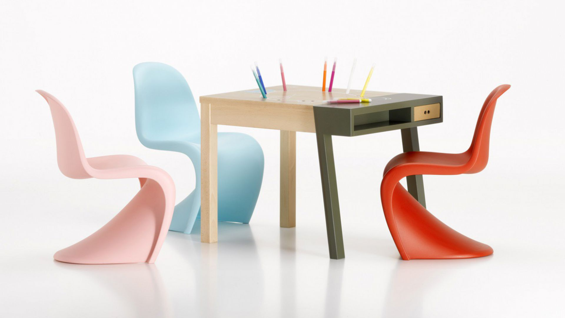 Panton Chair Junior.