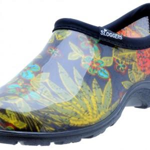Buty ogrodowe Sloggers.