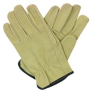 Skórzane rękawice, Fot. Harborfreight.