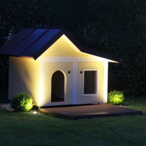 Za dużo otworów, oślepiające oświetlenie uniemożliwiające obserwację otoczenia. Fot. Hunde-immobilien