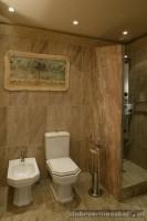 Łazienka w starorzymskim klimacie.