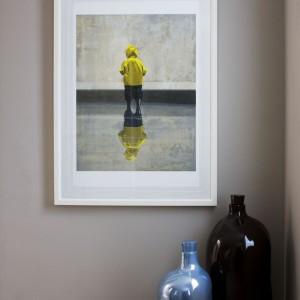 Dekoracja klatki schodowej. Fot. Richard Waite.