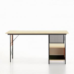 Eames Desk to nowoczesne biurko łączące w sobie różne kolory. Projekt: Marc  Eggimann. fot. Vitra.
