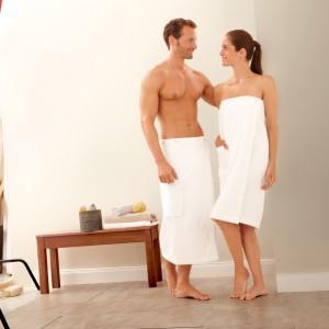 Tchibo ręczniki.