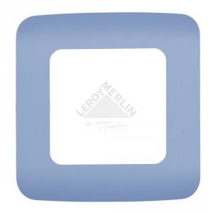 Błękitna ramka Cosy firmy Lexman wpasuje się w wystrój nowoczesnego biura. Sprzedaż Leroy Merlin, cena: 8,20.